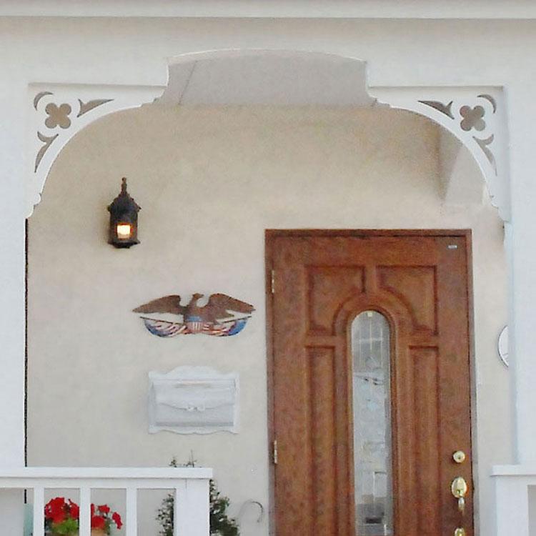 展示場玄関